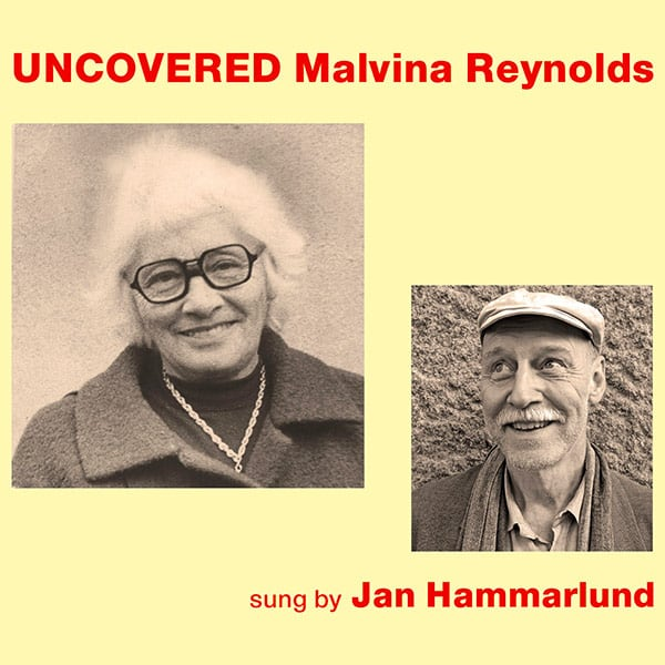 Uncovered Malvina Reynolds